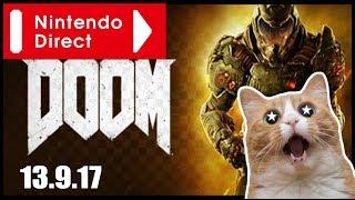 Nintendo Direct 13.9.17