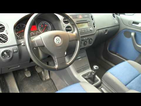 Volkswagen Golf Plus 16 Fsi Turijnecctrekhaak Youtube