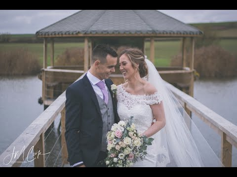 Quantock Lakes Winter Wedding Video