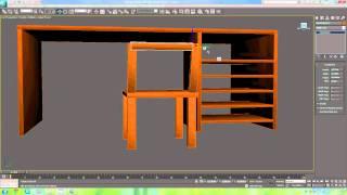 3D MAX для начинающих Урок 2 Моделирование из примитивов