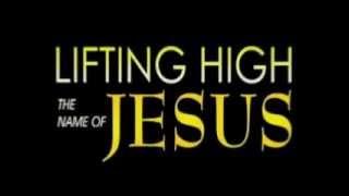 Eddie James - The Name Of Jesus Is Lifted High
