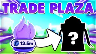 *NEW* PET SIMULATOR X TRADE PLAZA! NEW EGGS AND PETS! AND MUCH MORE!