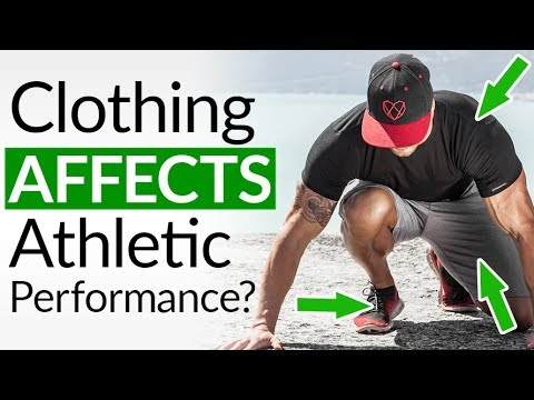 Gym Clothes = More Effective Workout? | 5 Proven Ways Clothing Can Affect Athletic Performance