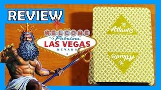 Casino Atlantis Las Vegas - Deck Review