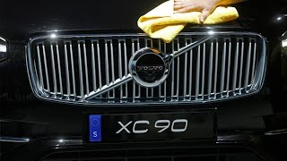 L.A. Auto Show: Updated XC90 Is Crucial to Volvo's Revival