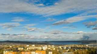 Time-Lapse - Усть-Илимск