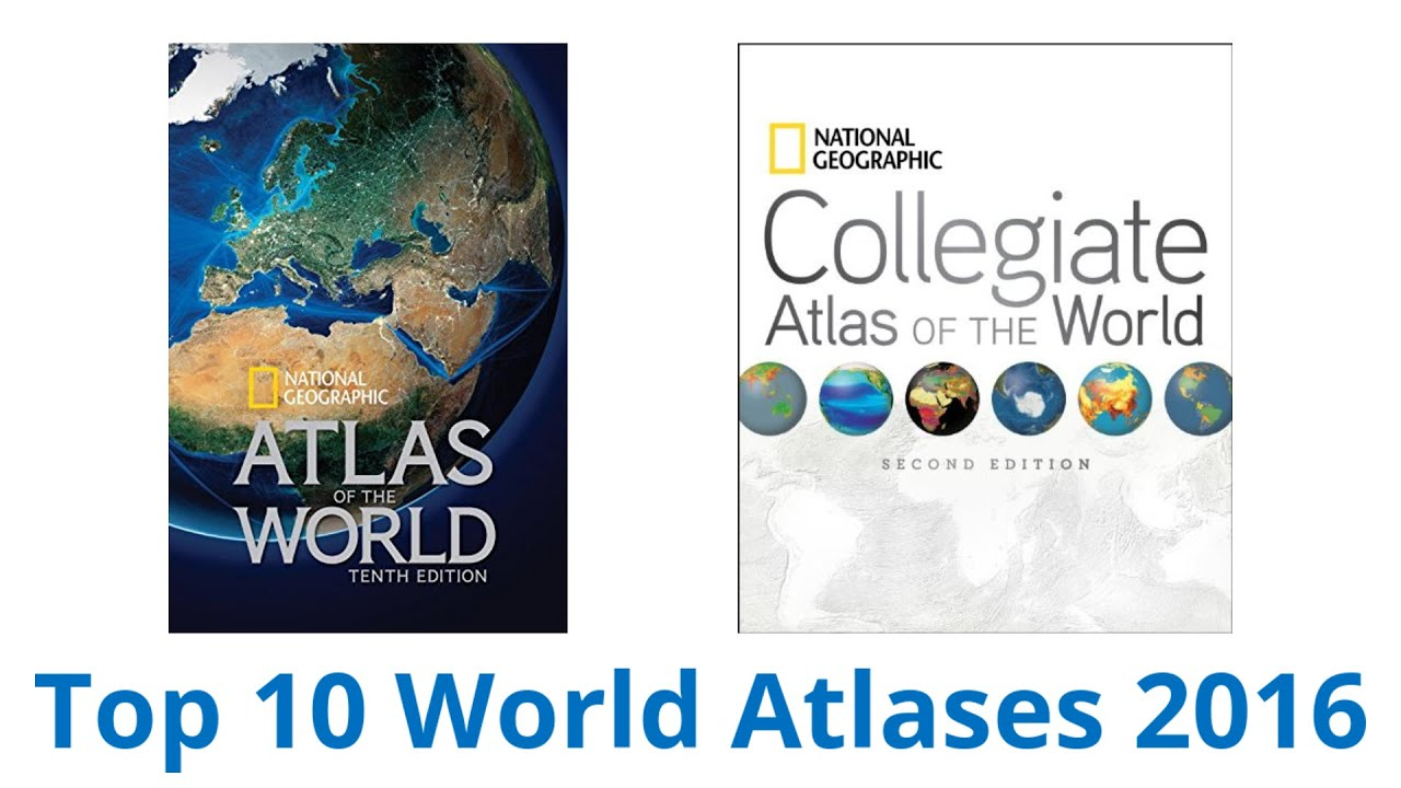 10 best world atlases 2016 youtube 10 best world atlases 2016 gumiabroncs Image collections