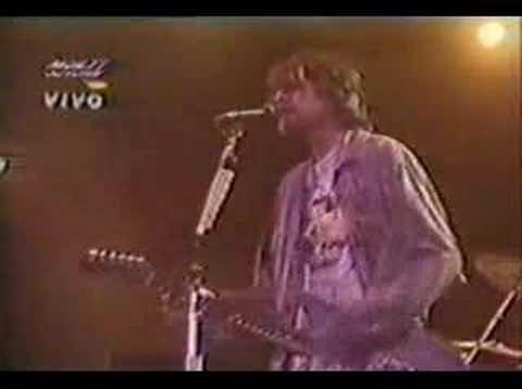 Nirvana Hollywood Rock