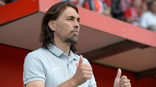 Martin schmidt about his success at mainz 05, horse power and the champions league