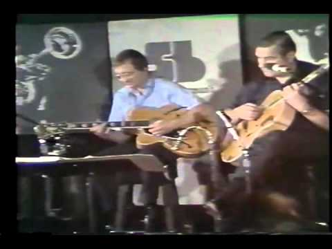 Marty Grosz Wayne Wright Monster Archtop Jazz Duets 3