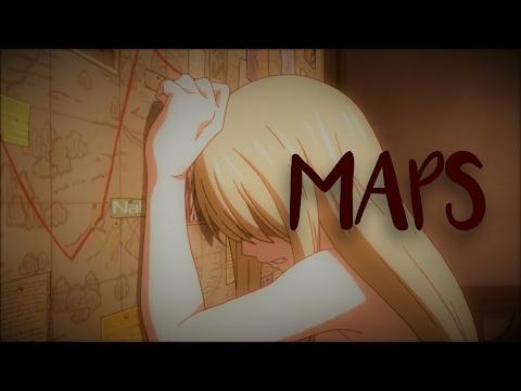 Fairy Tail Nalu [AMV] - Maps