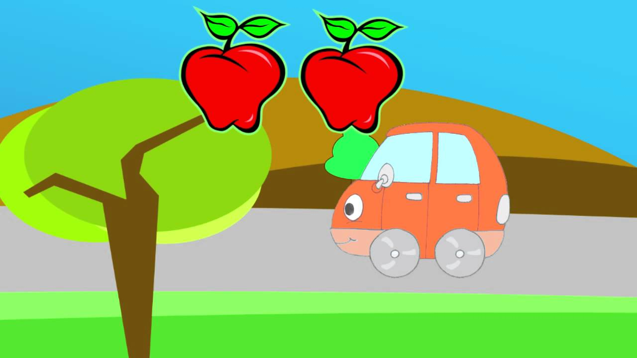 Children's Cartoons - Clever Counting Cars 4: Learn to Count - Kid's Educational Videos