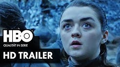 GAME OF THRONES Staffel 8 - Trailer #1 Deutsch HD German (2019)