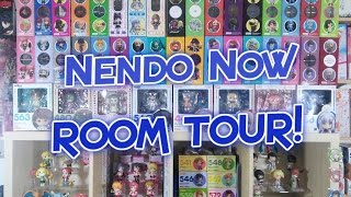 NendoNow ROOM TOUR!  Entire Nendoroid Collection and More!