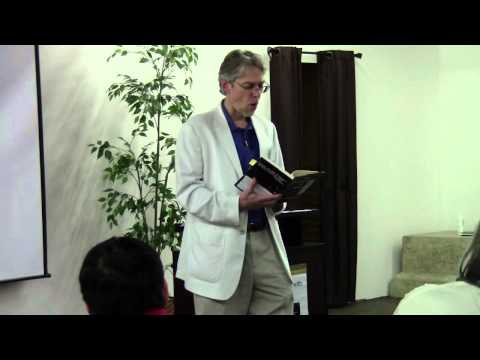 Epic Poetry Reading, Frederick Glaysher, AIPF