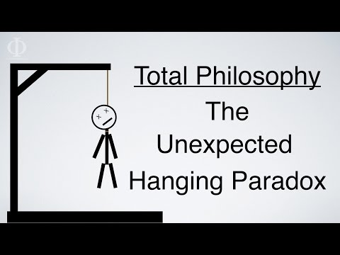 Total Philosophy Short: The Unexpected Hanging Paradox
