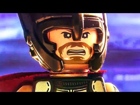 LEGO Marvel Super Heroes - Game Movie