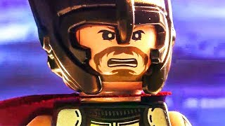 LEGO MARVEL SUPER HEROES 2 Trailer (2017) PS4 / Xbox One / PC