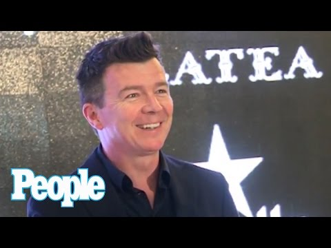 Rick Astley on the First Time He Was Rick-Rolled | People Scoop | People