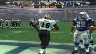 Madden NFL 10 PS2 Gameplay HD
