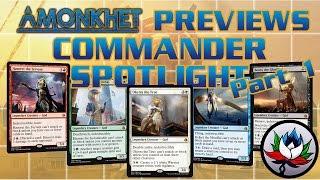 MTG – Amonkhet Gods EDH/Commander Deck Tech Spotlight for Magic: The Gathering!