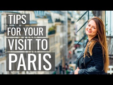 Important Things You MUST Know Before Visiting Paris (ft. Not Even French) | Paris Travel Guide