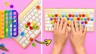 POP IT! 20 OF THE BEST LIFE HACKS    EASY CRAFTS YOU CAN MAKE