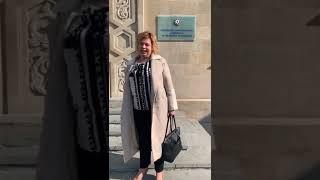 Адвокат Эльвина Исаева-Елена Кононец у Уполномоченного по правам человека Азербайджанской Республики