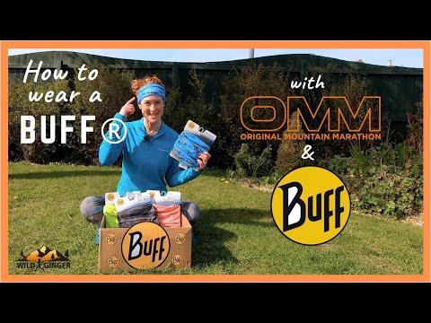 How Do You Wear A BUFF®? (Demo Of 13 Ways To Wear Plus A Bonus Trick!)