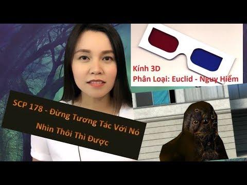 Download SCP 178- Kính 3D - Nguy Hiểm- Nhìn Thôi - ❌ Đừng Nói Chuyện Hay Động Vào Nó 💀💀💀