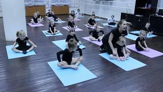 Видео-урок (I-семестр: декабрь 2017г.) - филиал Заречный, группа 3-6 лет, Детская Шоу-хореография