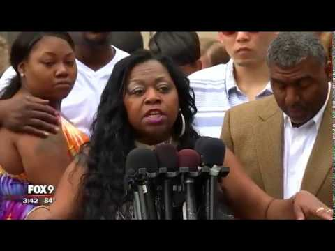 Philando Castile's family reacts to not guilty verdict