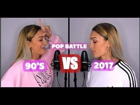 90's VS 2017 Pop Battle - Georgia Box Cover (Mash up)