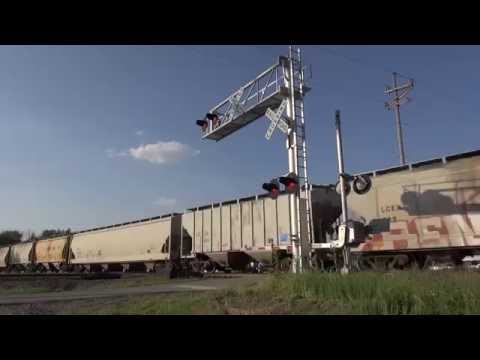 Railroad Crossings of the Midwest Part 4