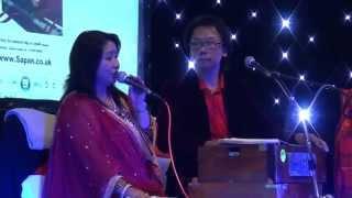 Uday Manila Sotang in UK