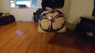 NEW 3 spoke MAG rims! Magnesium alloy wheels from Accrue