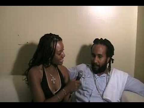 Behind The Scenes With KYMANI MARLEY