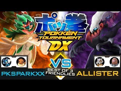 Download Youtube: Pokken Tournament DX - Decidueye vs Darkrai (PKSparkxx vs Allister) (Nintendo Switch Gameplay)