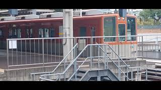 阪神8000系急行大阪梅田行き 尼崎