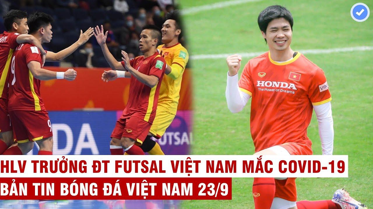 VN Sports 23/9 | Futsal Việt Nam khiến Á Quân TG run rẩy, Công Phượng bùng nổ giúp ĐTVN thắng U22