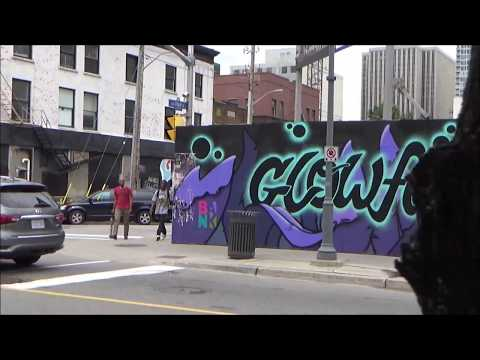 Bank Street Shops & Restaurants Ottawa Ft. LBG Ismael's Car
