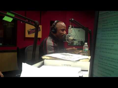 Seriously Ignorant News GONE WRONG with Comedian Damon Williams on the TJMS. Very funny.
