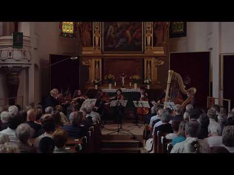 """Moritzburg Festival: Mahler, Symphony no. 5 - """"Adagietto"""" (arr. for strings and harp by M. Grafe)"""