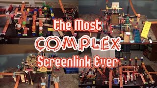 The Most Complex Screenlink Ever (w/ TheInvention11)
