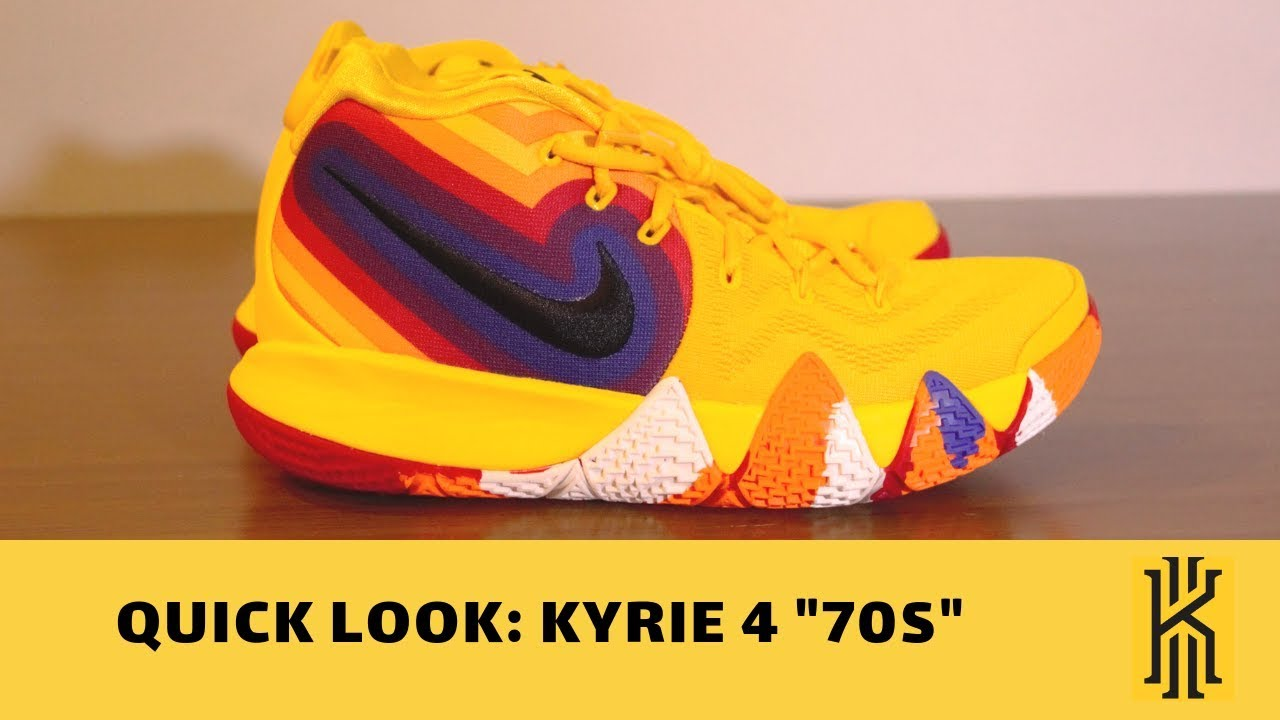 new arrival b7c93 9ed64 Quick Look  Kyrie 4