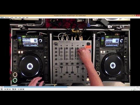 Example Tech-House DJ Set using Pioneer CDJ-2000's & DJM 600 Mixer - Audience Perspective