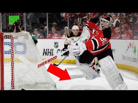 10 правил НХЛ, принятых из-за действий игроков