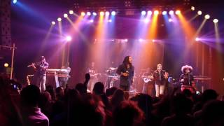 Stephen Marley - Every little thing gonna be all right - Sala Apolo Barcelona 13/06/12