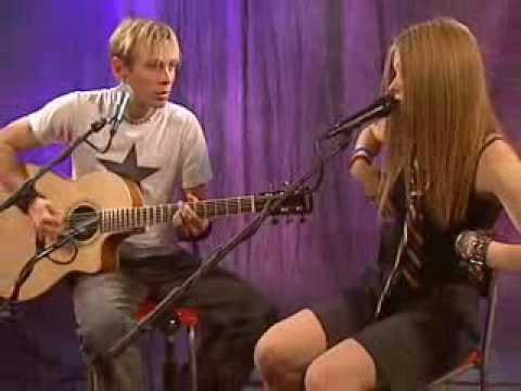 Avril Lavigne-Sk8er Boi[Acoustic]