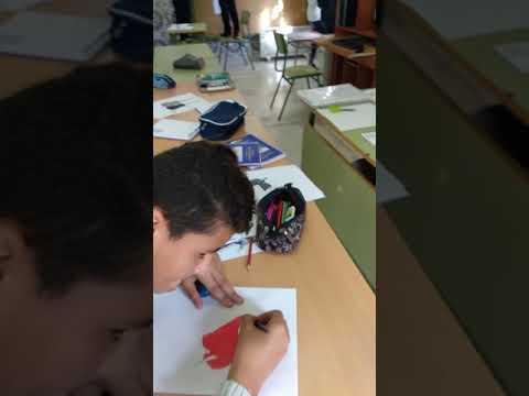 Celebración Del Día Del Flamenco En El Colegio De Alhucemas (1)